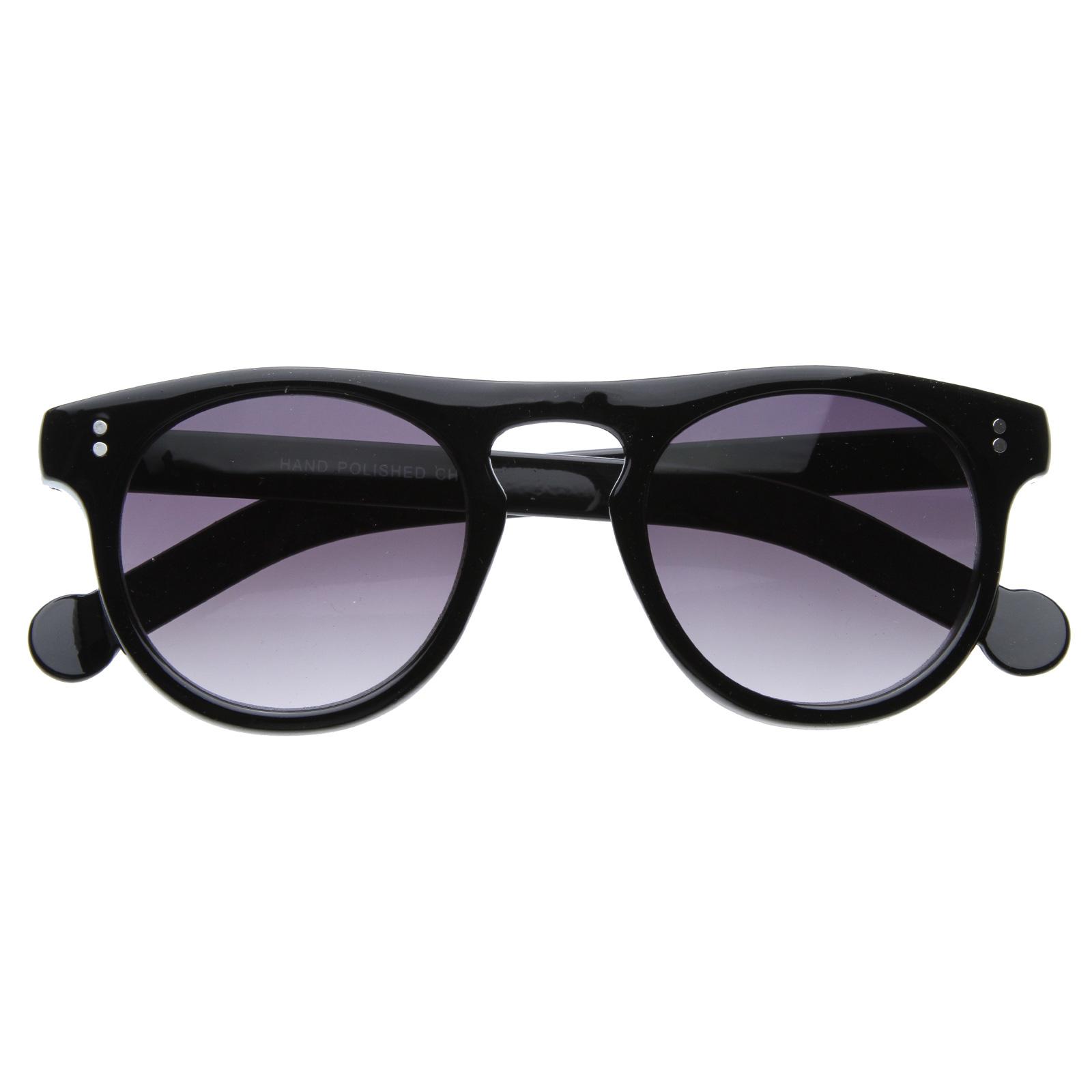 e902543432b68 Thin Frame Wayfarer Sunglasses   Programa Cidades Sustentáveis