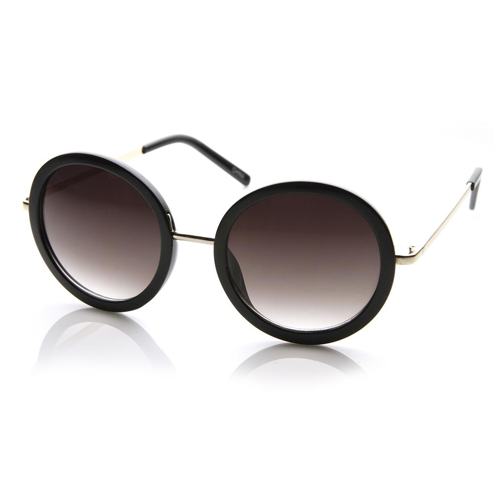 c26402c2cedb Circle Sunglasses Ebay